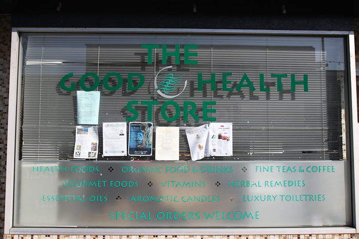 The Good Health Store